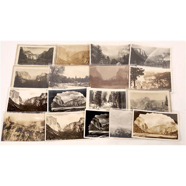Yosemite - The Grand View Postcard Collection (17)  [137478]