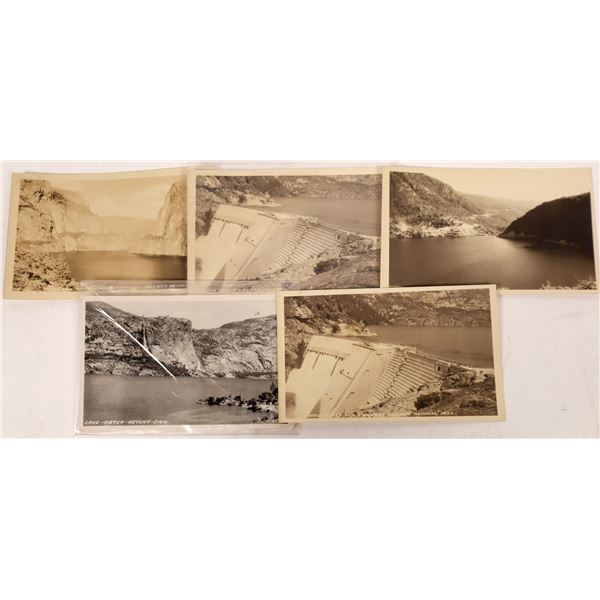 Yosemite Postcards feat. Hetch Hetchy (5)  [137873]