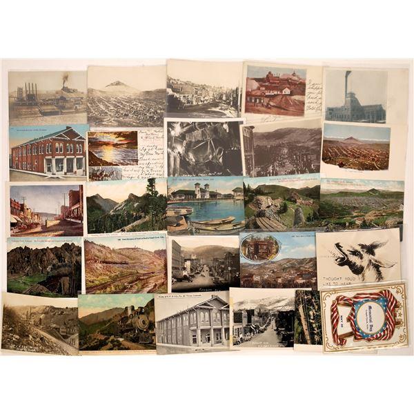 Cripple Creek Postcard Collection  [138992]