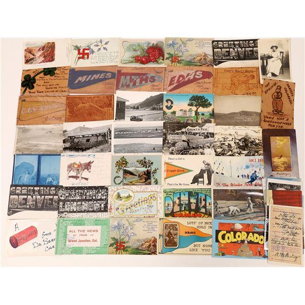 Colorado Postcard Collection  [133697]