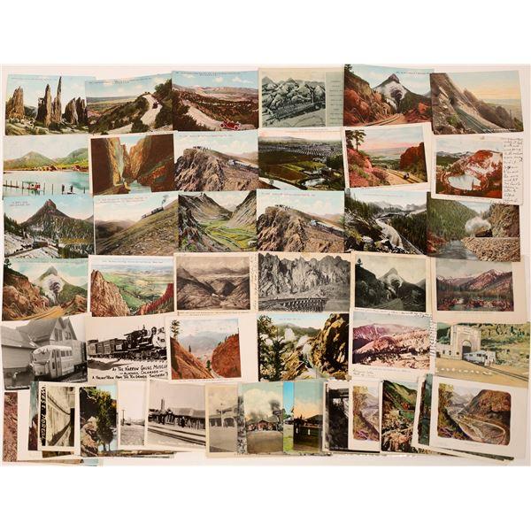 Colorado Railroad Postcard Collection  [133698]