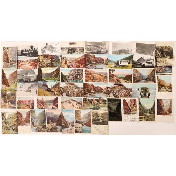 Colorado Railroad Postcard Collection  [135129]