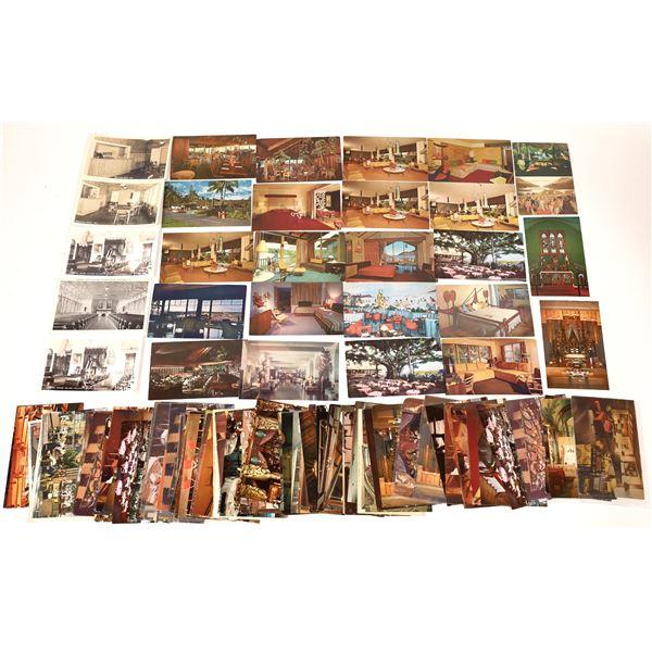 Hawaii Postcard Collection: Building Interiors  [136152]