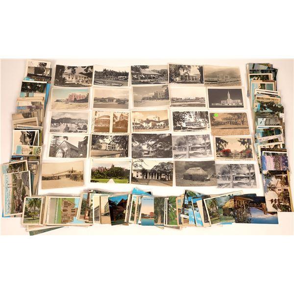Hawaii Postcard Collection: Buildings  [133686]