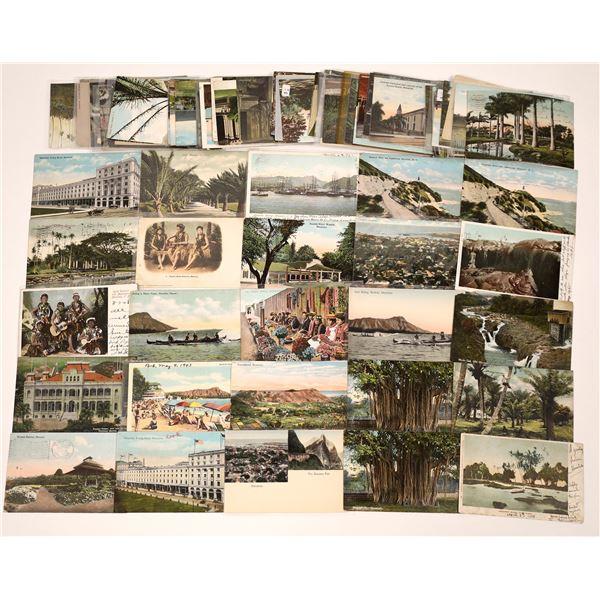 Hawaii Postcard Collection: Hawaiian Printers & Publishers  [136156]