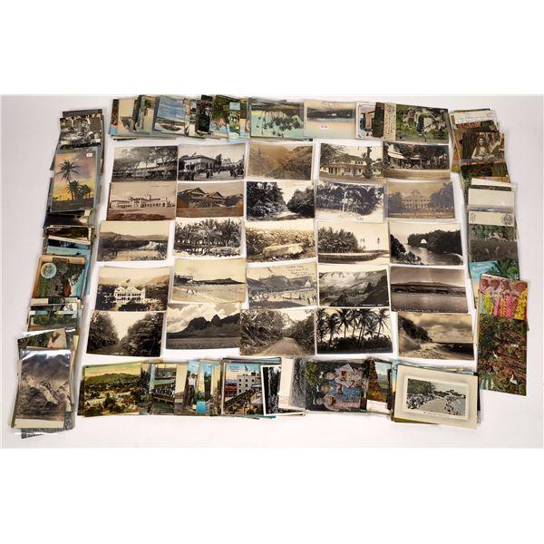 Hawaii Postcard Collection: Vintage Scenic Views  [136159]