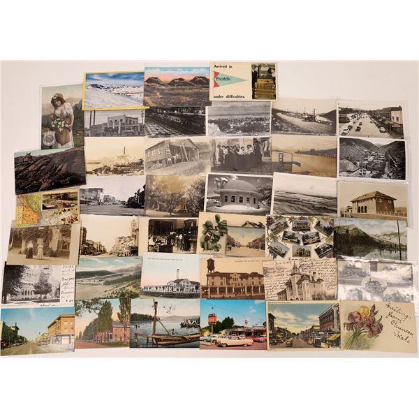 Idaho Postcard Collection  [137464]