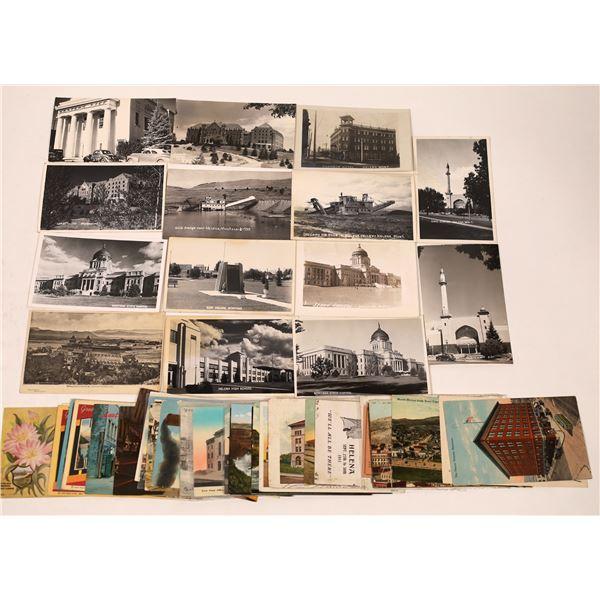 Helena/Great Falls Montana Postcard Collection  [137796]