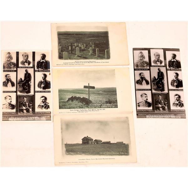 Custer Battlefield Monument RPCs  [137795]