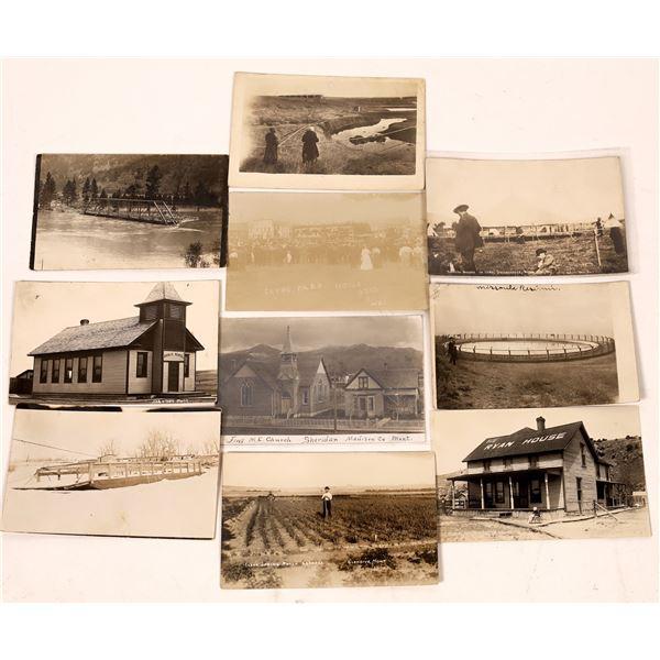 Montana Early 20th Century RPCs  [137804]