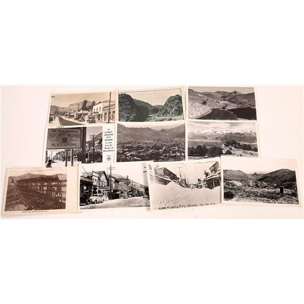 Comstock Area Postcards (10)  [136461]