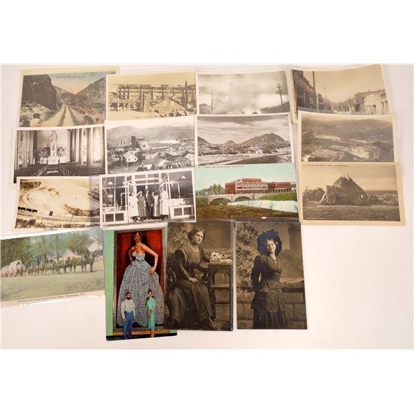 Nevada Postcard Group (16)  [138961]