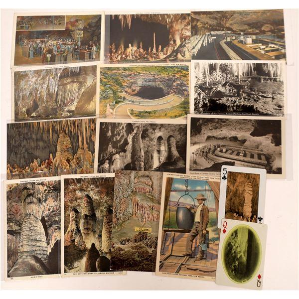 Carlsbad New Mexico Postcard Group (15)  [138970]
