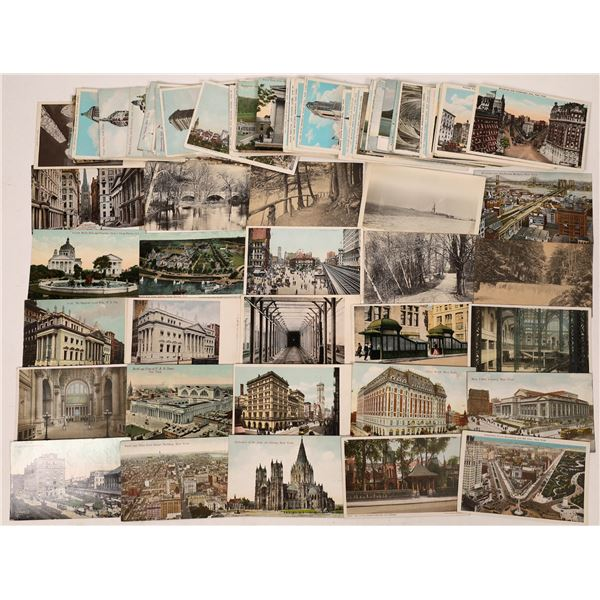 New York City Postcard Collection  [133713]