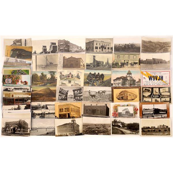 North Dakota Postcard Collection  [133703]