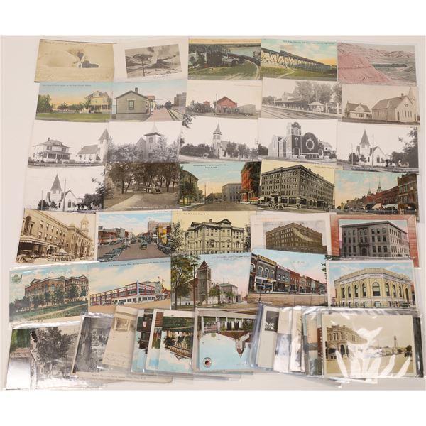 North Dakota Postcard Collection  [133705]