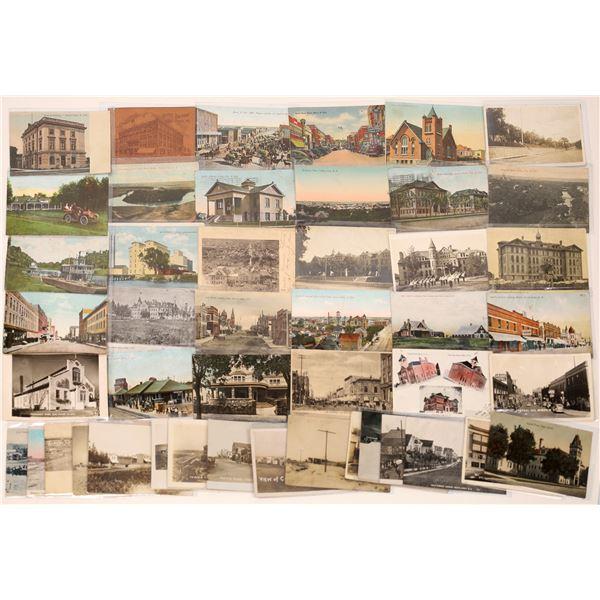 North Dakota Postcard Collection  [135135]