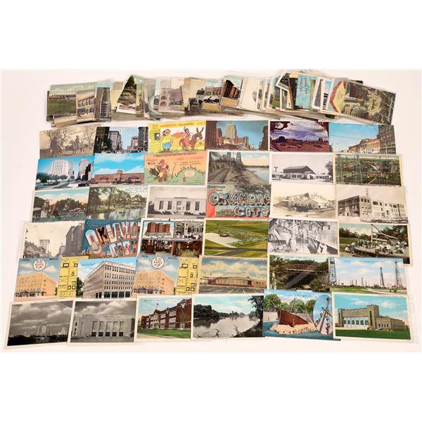 Oklahoma Postcard Collection  [137463]