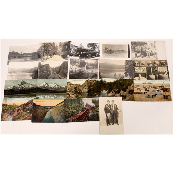 Scenic Views of Oregon Postcards (19)  [137637]
