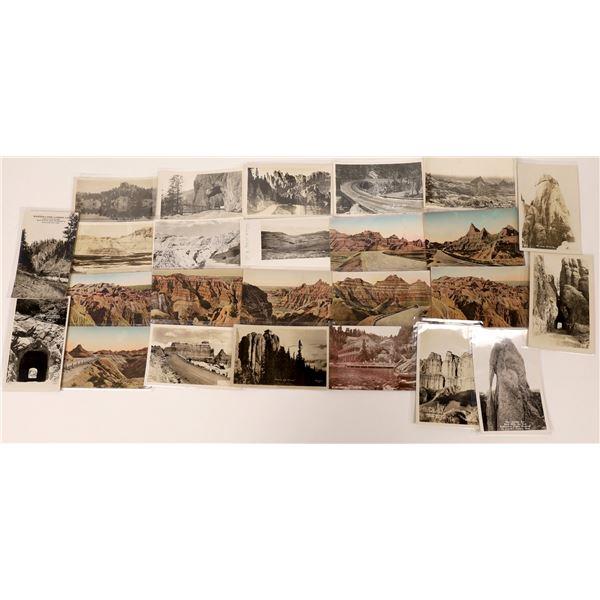 Badlands Postcard Collection  [135136]