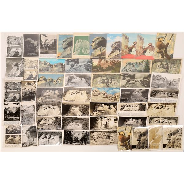 Mount Rushmore Postcard Collection  [133699]