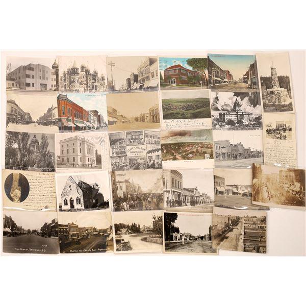 South Dakota Postcard Collection  [133695]