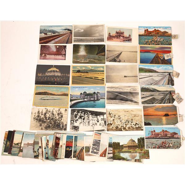 Great Salt Lake Postcard Collection  [138950]