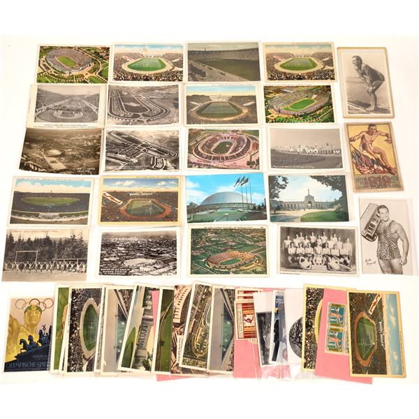 Olympics Postcard Collections (Approx 50)  [138122]