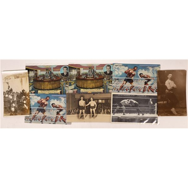 Boxing Postcard Collection  [137473]