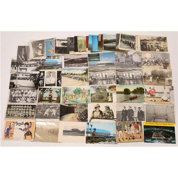 Sports Postcard Collection  [137474]