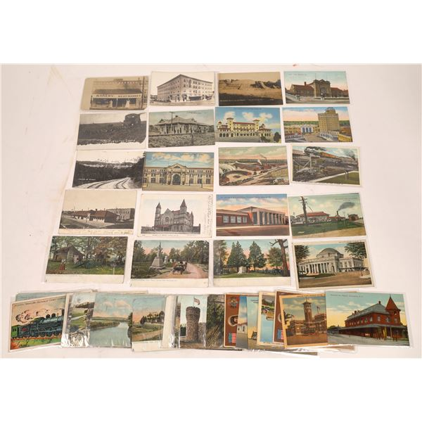 Central Eastern States Postcard Group (about 50)  [138983]