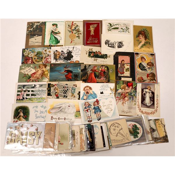 Holidays and Special Occasions Postcards (59)  [136093]