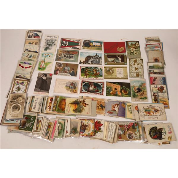 Holiday Postcards ~ 200  [138801]