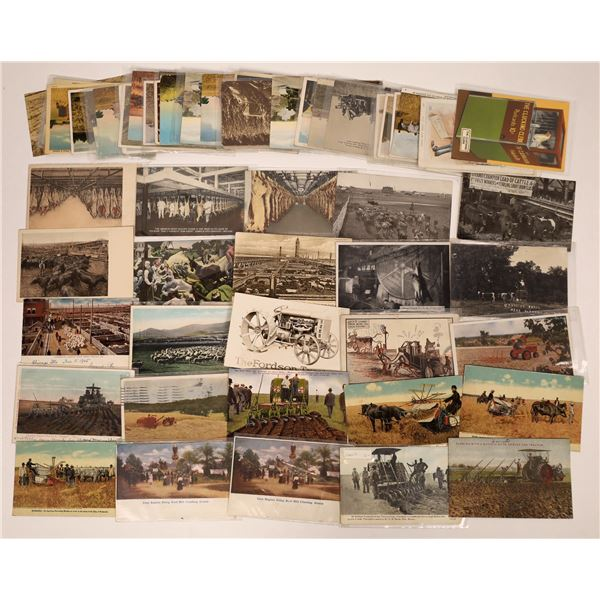 Farming Related Postcards (Approx 55)  [138118]