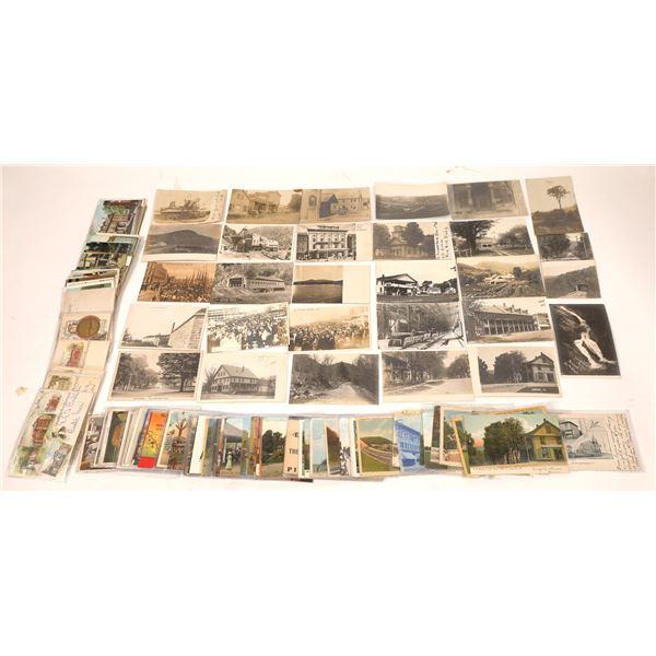 Northeastern US Postcard Collection  [138982]