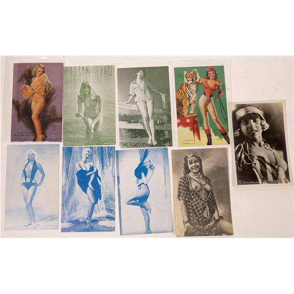 Pinup Postcard Collection  [127080]