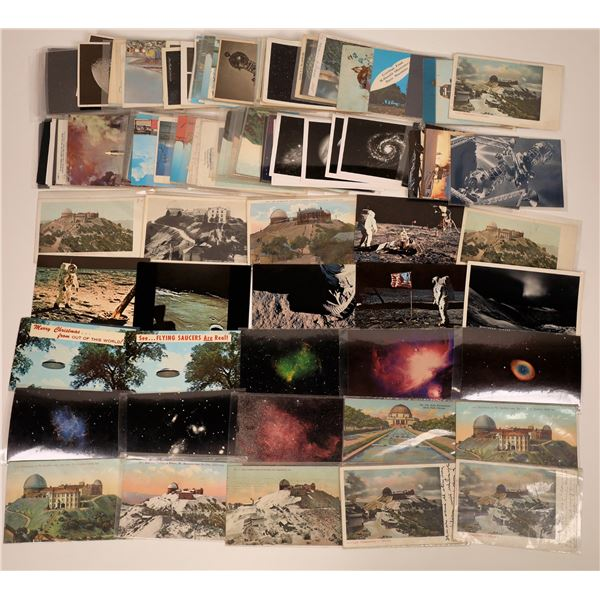 Space Related Postcard Collection  [138837]