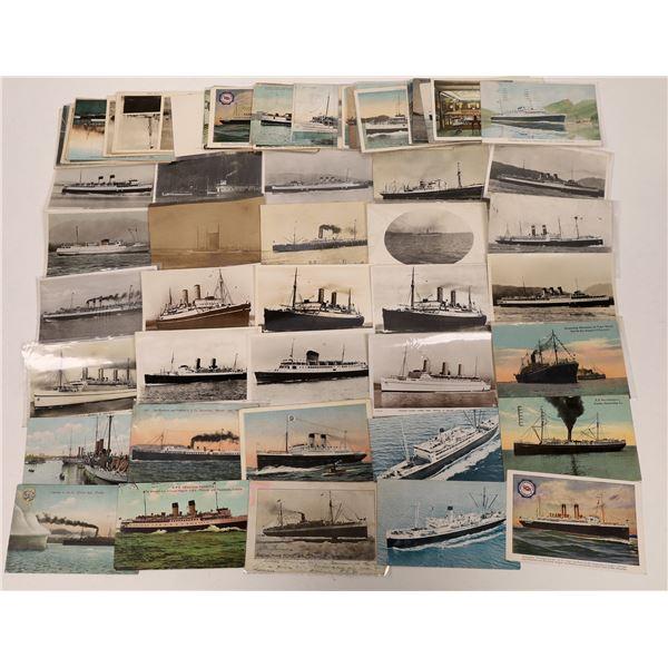 Steamship Postcard Collection: Northwest Region  [133711]
