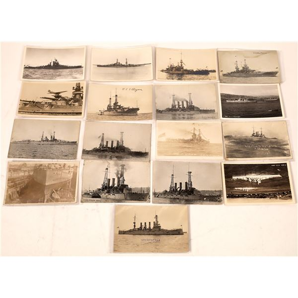 US Navy Battleship RPC's (17)  [136080]