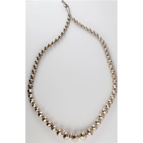 Bench Bead Necklace  [137242]
