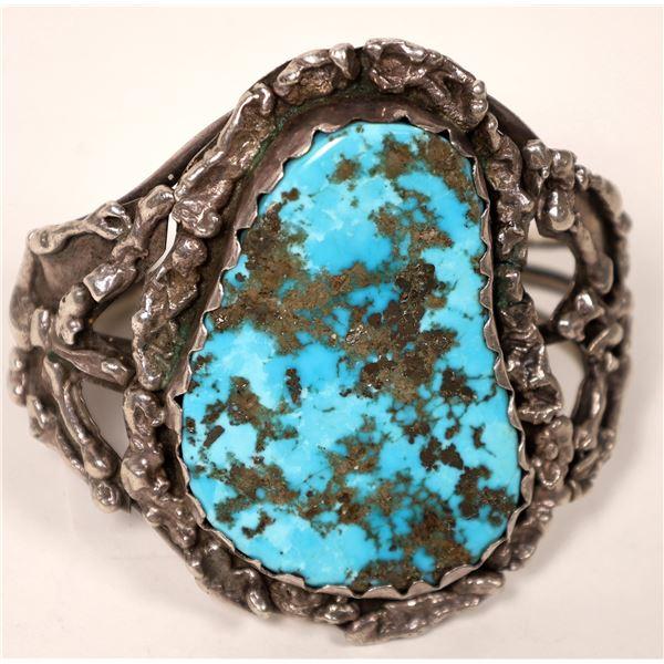 Morenci Turquoise Cuff  [136973]
