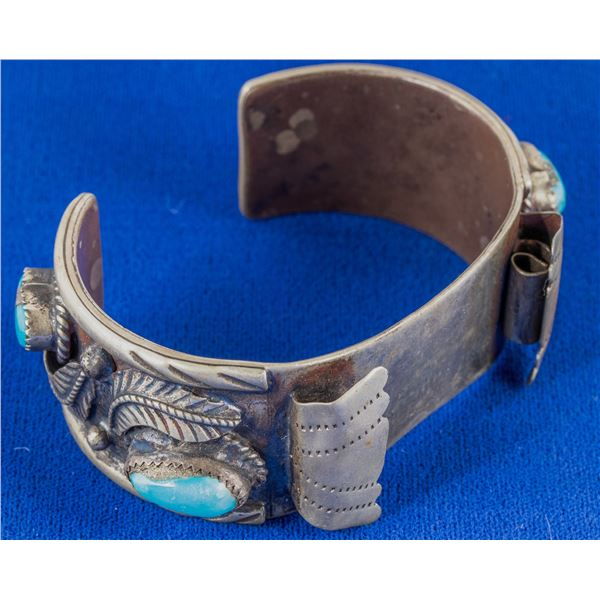 Navajo Watch Cuff   [137239]