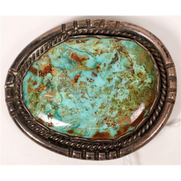 Royston Turquoise Bolo Slide  [136966]