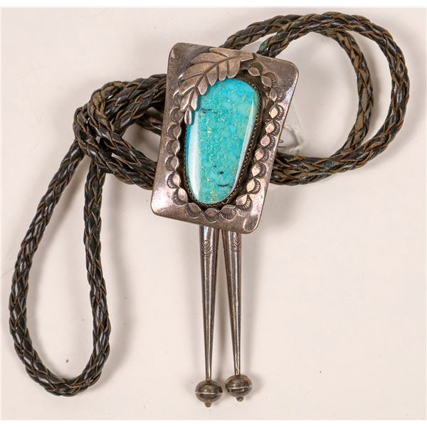 Stamped Sterling Bolo  [136941]