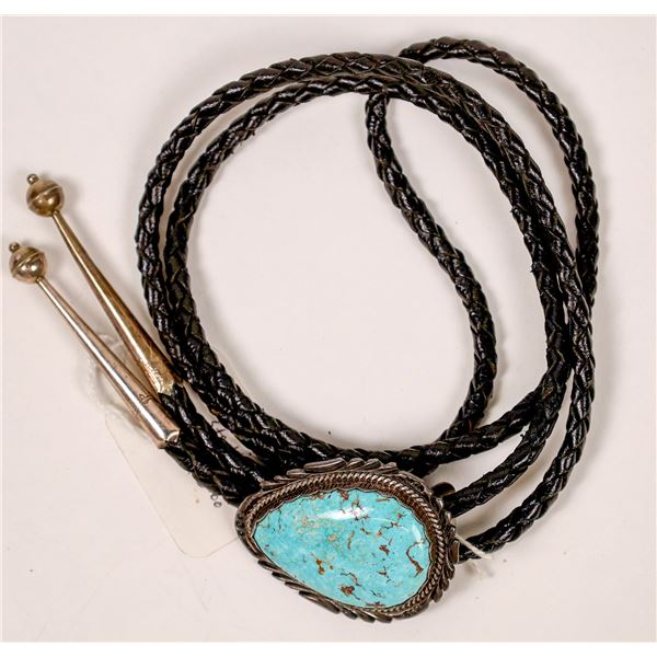 Will Denetdale Turquoise Bolo  [136948]