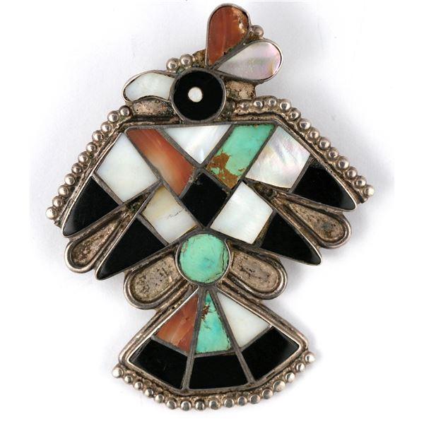 Zuni Bird Pin  [137253]