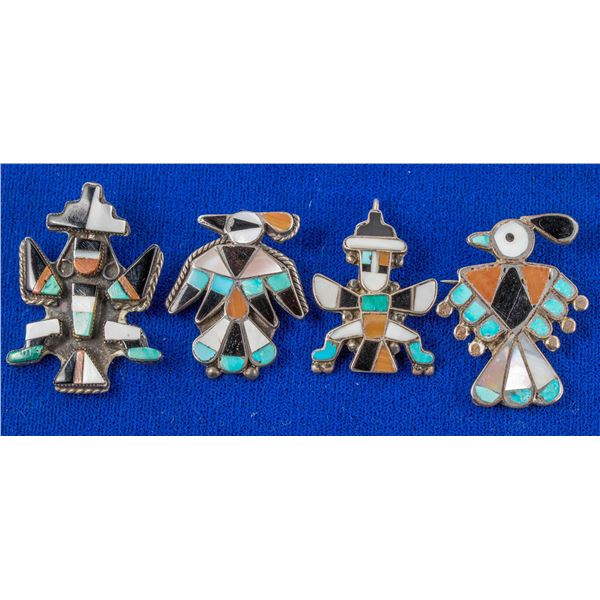 Small Zuni Pins  [137215]