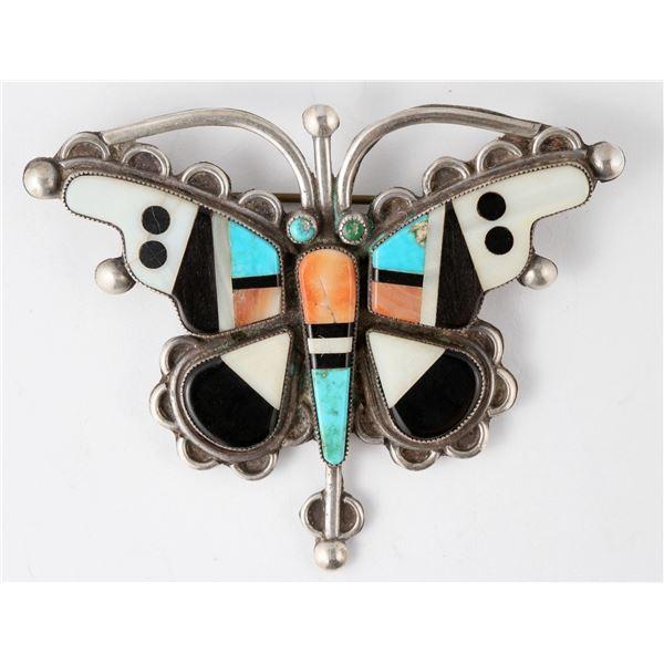 Arte Deco Butterfly Pin  [137248]