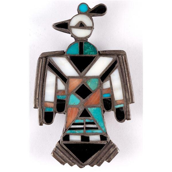 Arte Deco Style Peyote Bird  [136586]