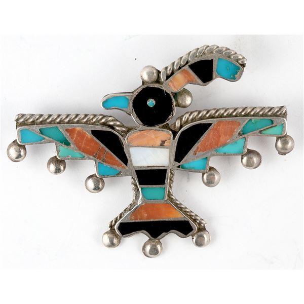 Early Peyote Bird Pin  [137146]